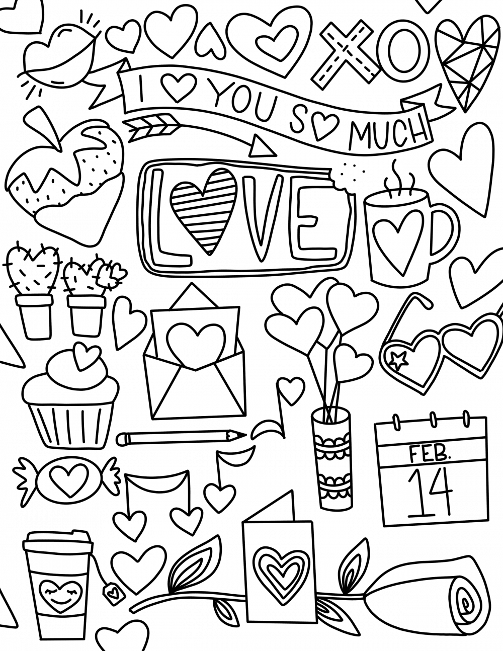 valentine printable coloring pages valentine printable coloring pages pages printable coloring valentine