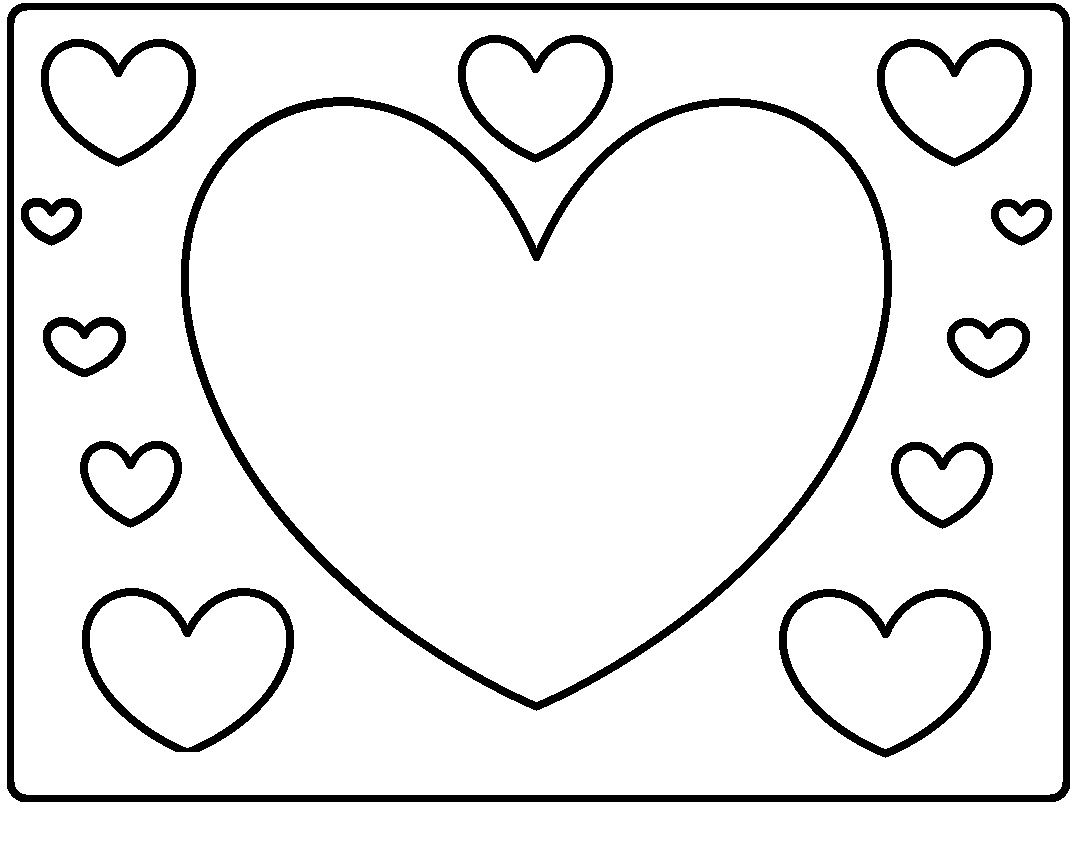 valentines day heart coloring pages filevalentines day hearts alphabet blank1 at coloring coloring day valentines heart pages