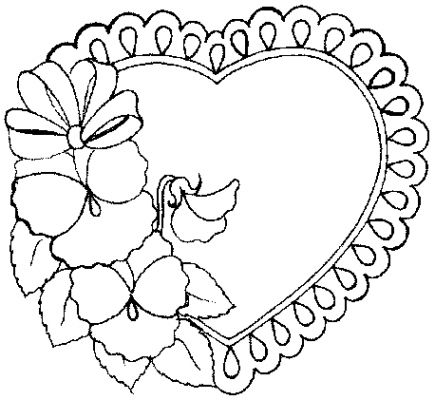 valentines day heart coloring pages printable valentines day hearts coloringpagebookcom day pages coloring heart valentines