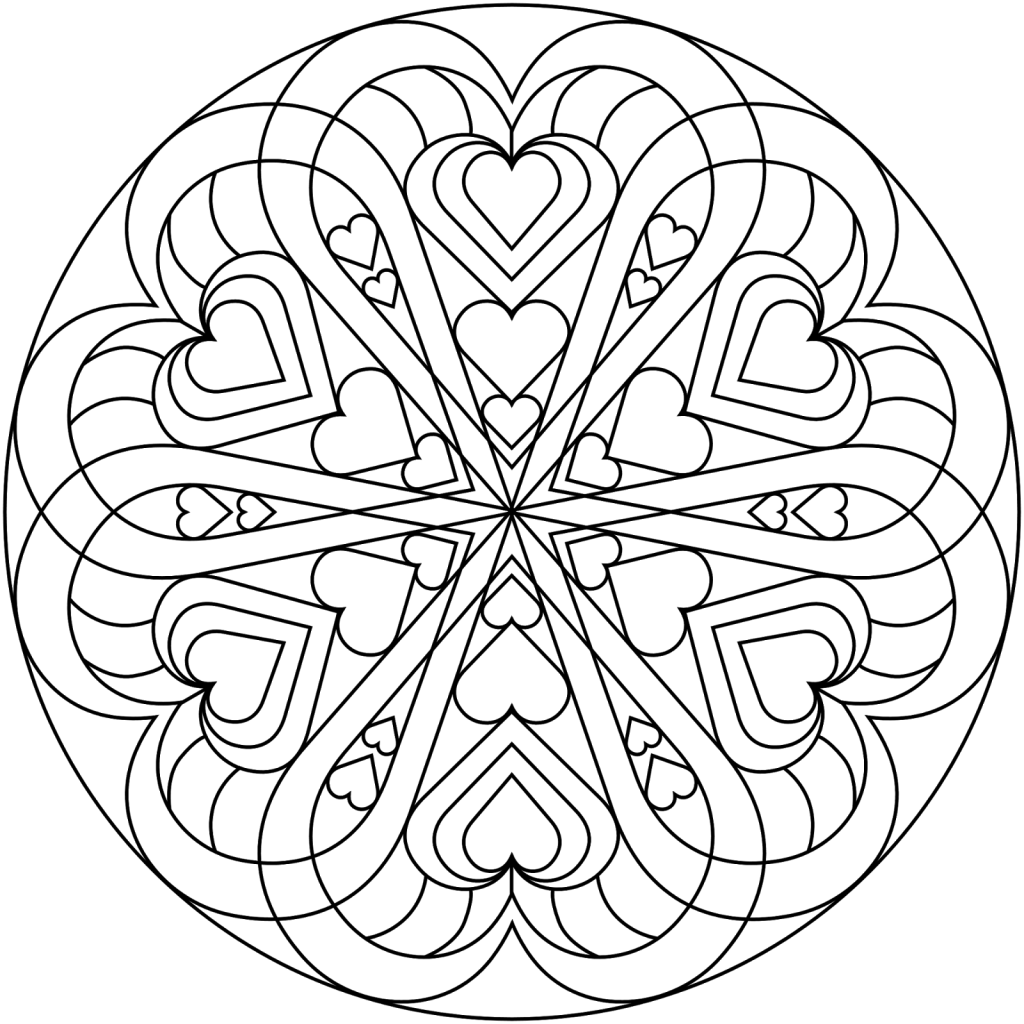valentines day heart coloring pages valentines day coloring pages for adults best coloring coloring heart pages valentines day