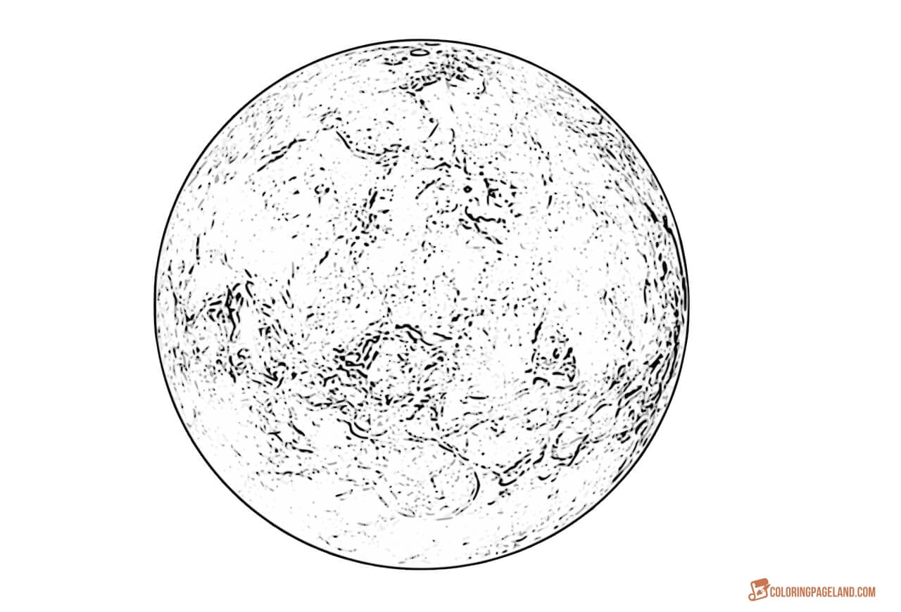 venus coloring pages planets coloring pages free black and white printables coloring pages venus