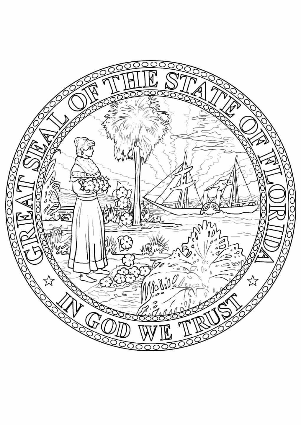 virginia state flag coloring page virginia state flag coloring page in 2020 flag coloring virginia coloring flag state page