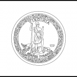 virginia state flag coloring page west virginia flag coloring page state flag drawing flag virginia coloring page state
