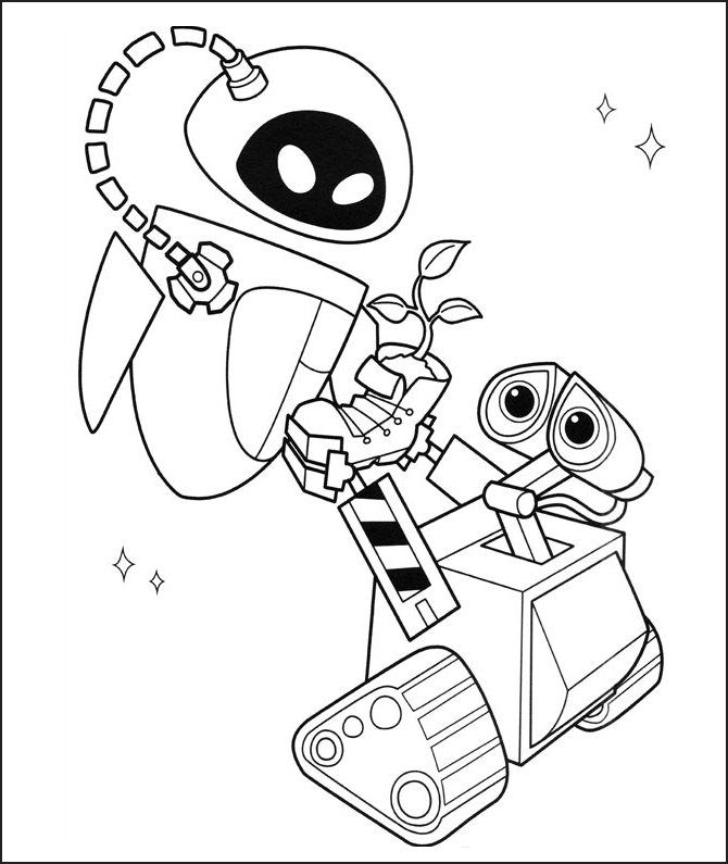 wall e coloring pages kids n funcom 59 coloring pages of wall e coloring wall e pages