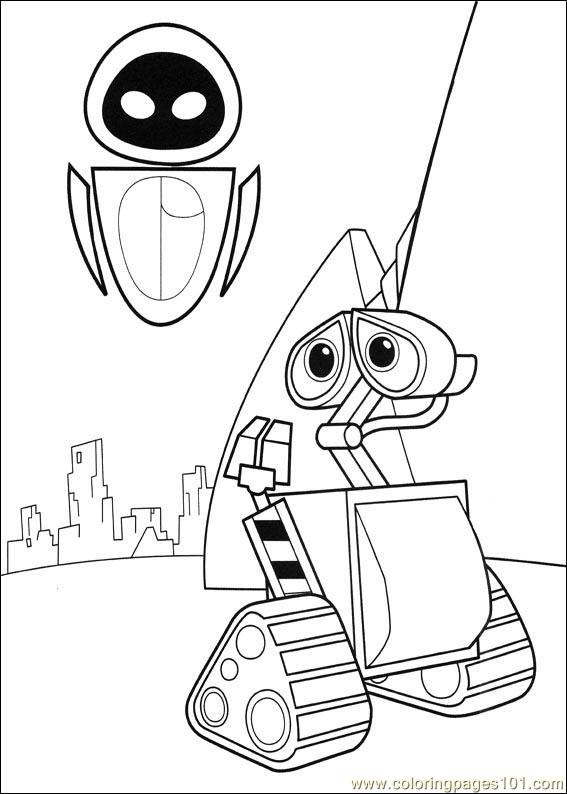 wall e coloring pages kids n funcom 59 coloring pages of wall e coloring wall e pages 1 1