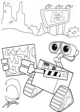 wall e coloring pages wall e 132067 animation movies printable coloring pages pages wall e coloring