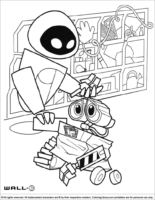 wall e coloring pages wall e 78 coloring page free wall e coloring pages coloring pages wall e
