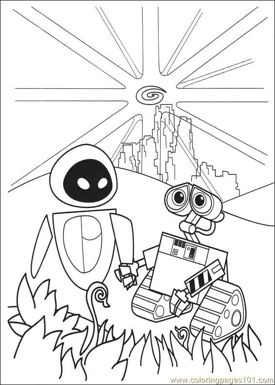 wall e coloring pages wall e coloring pages at getdrawings free download pages coloring wall e