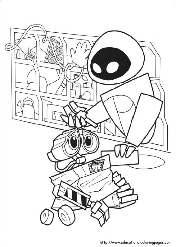 wall e coloring pages wall e free coloring printable coloring library pages coloring wall e