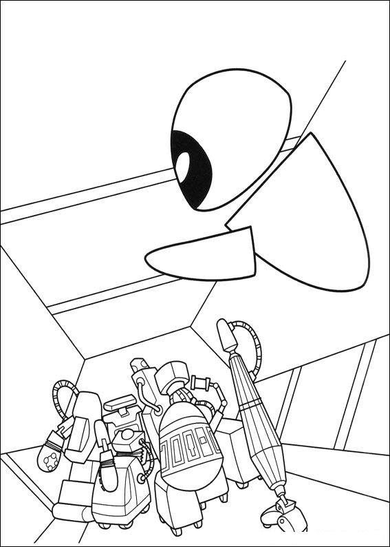 wall e coloring pages wall e to download wall e kids coloring pages pages coloring wall e