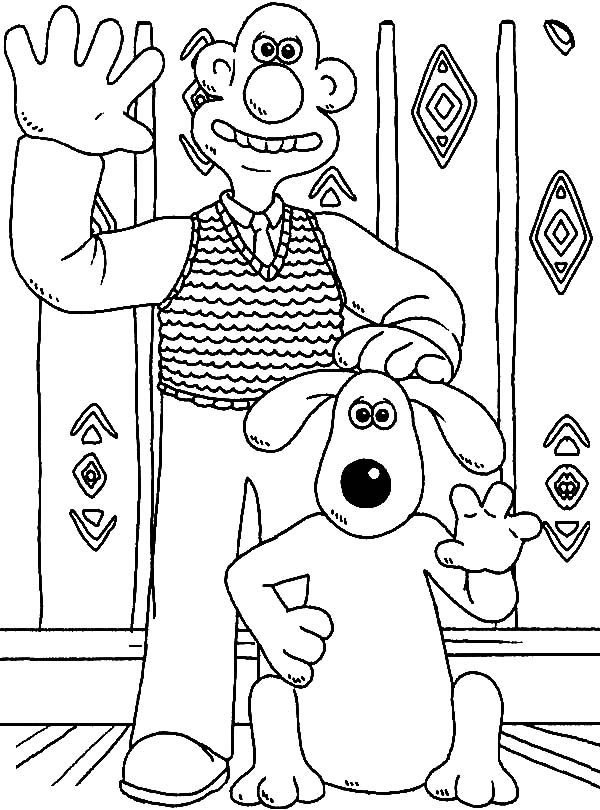 wallace and gromit pictures to print walace and gromit free colouring pages and print wallace to gromit pictures