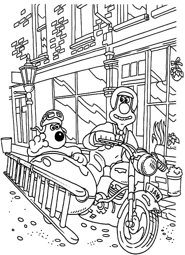 wallace and gromit pictures to print wallace and gromit coloring pages educational fun kids gromit to wallace pictures and print