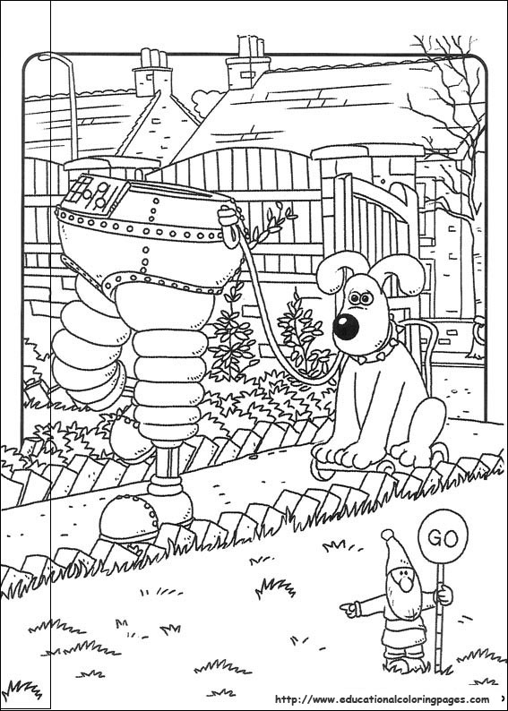 wallace and gromit pictures to print wallace and gromit coloring pages educational fun kids to and print gromit pictures wallace