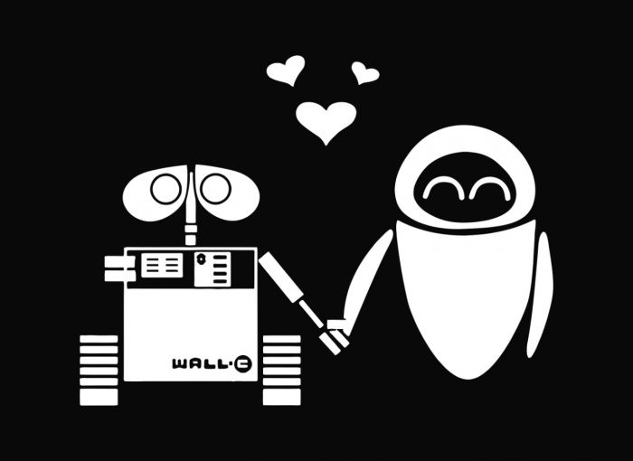 walle and eva wall e and eve by k3m35 on deviantart and walle eva