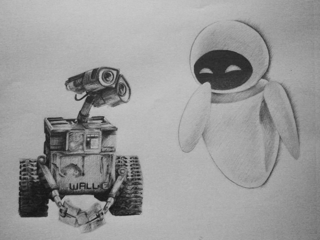 walle and eva wall e e eva uploaded by คหหε on we heart it walle and eva