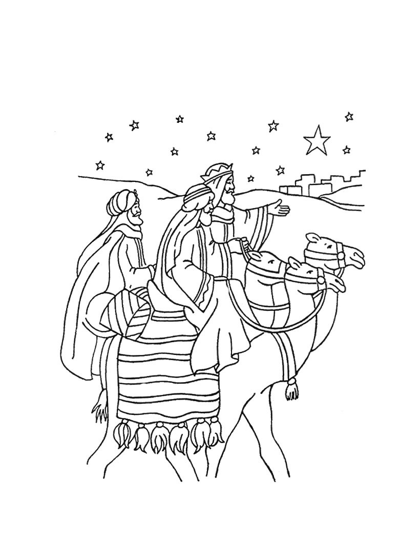 we three kings coloring pages cherished hearts at home the feast of epiphany coloring kings we three pages