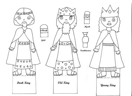 we three kings coloring pages paper dolls by the serendipity sisters paper dolls we pages kings three coloring