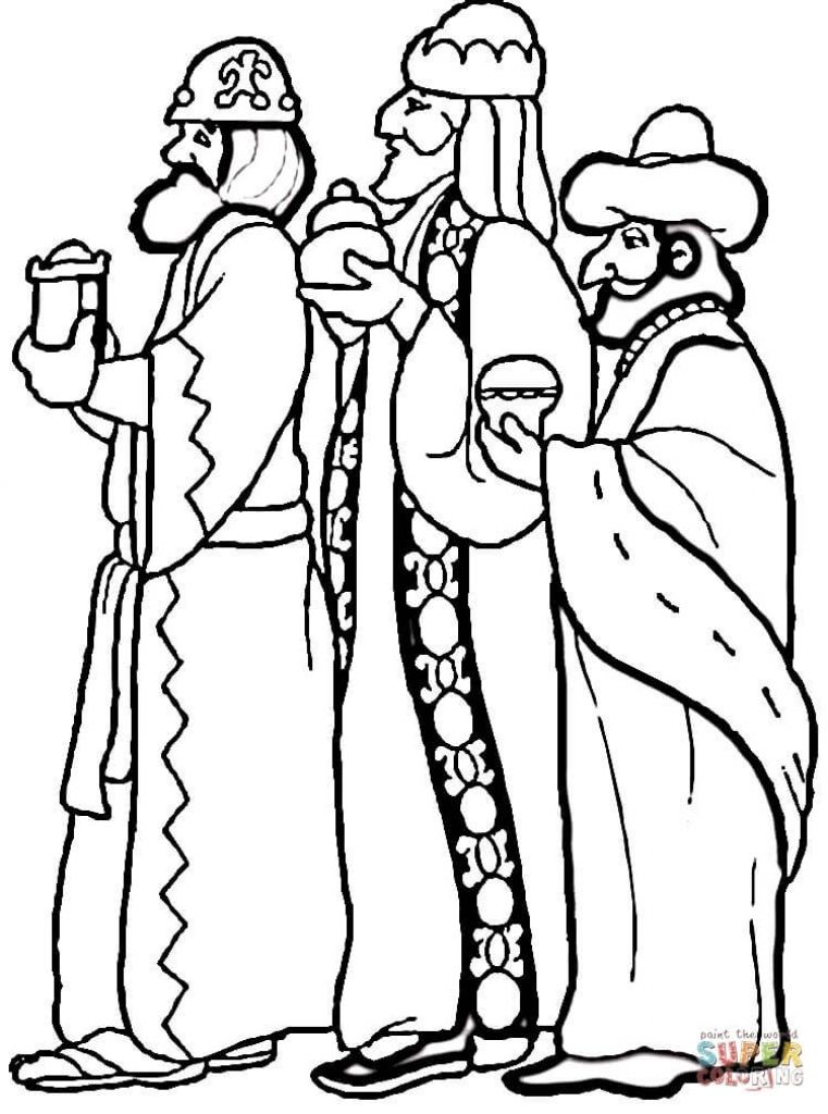 we three kings coloring pages the christmas story coloring pages the three kings pages we three coloring kings