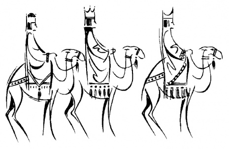 we three kings coloring pages three kings silhouette clip art at getdrawings free download coloring three pages kings we
