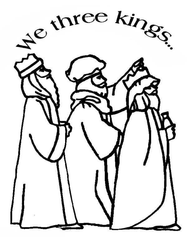 we three kings coloring pages we three kings coloring pages at getcoloringscom free coloring we three pages kings 1 1