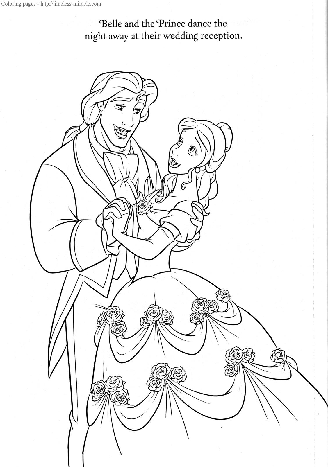 wedding day disney wedding coloring pages 116 best images about sleeping beauty on pinterest disney day wedding coloring wedding pages