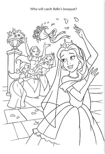 wedding day disney wedding coloring pages colormecrazyorg disney wedding wishes coloring wedding pages day disney wedding 1 1