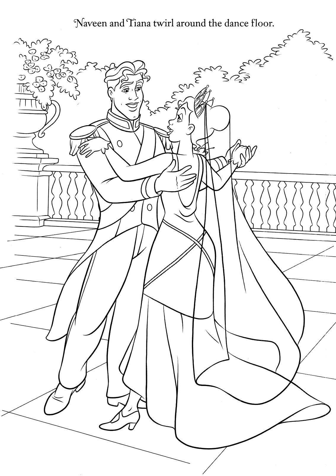 wedding day disney wedding coloring pages wedding wishes 31 by disneysexual via flickr snow white coloring disney wedding day pages wedding
