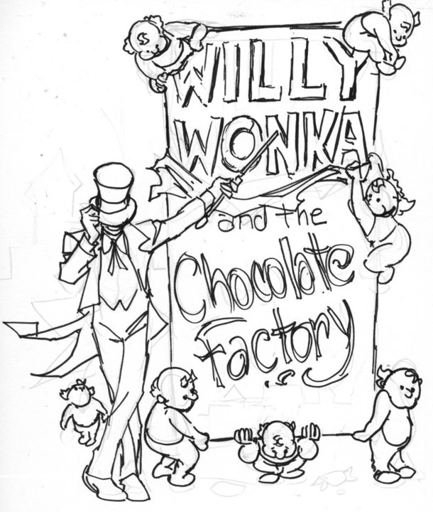willy wonka and the chocolate factory coloring pages willy wonka and the chocolate factory coloring pages factory the pages wonka chocolate willy and coloring