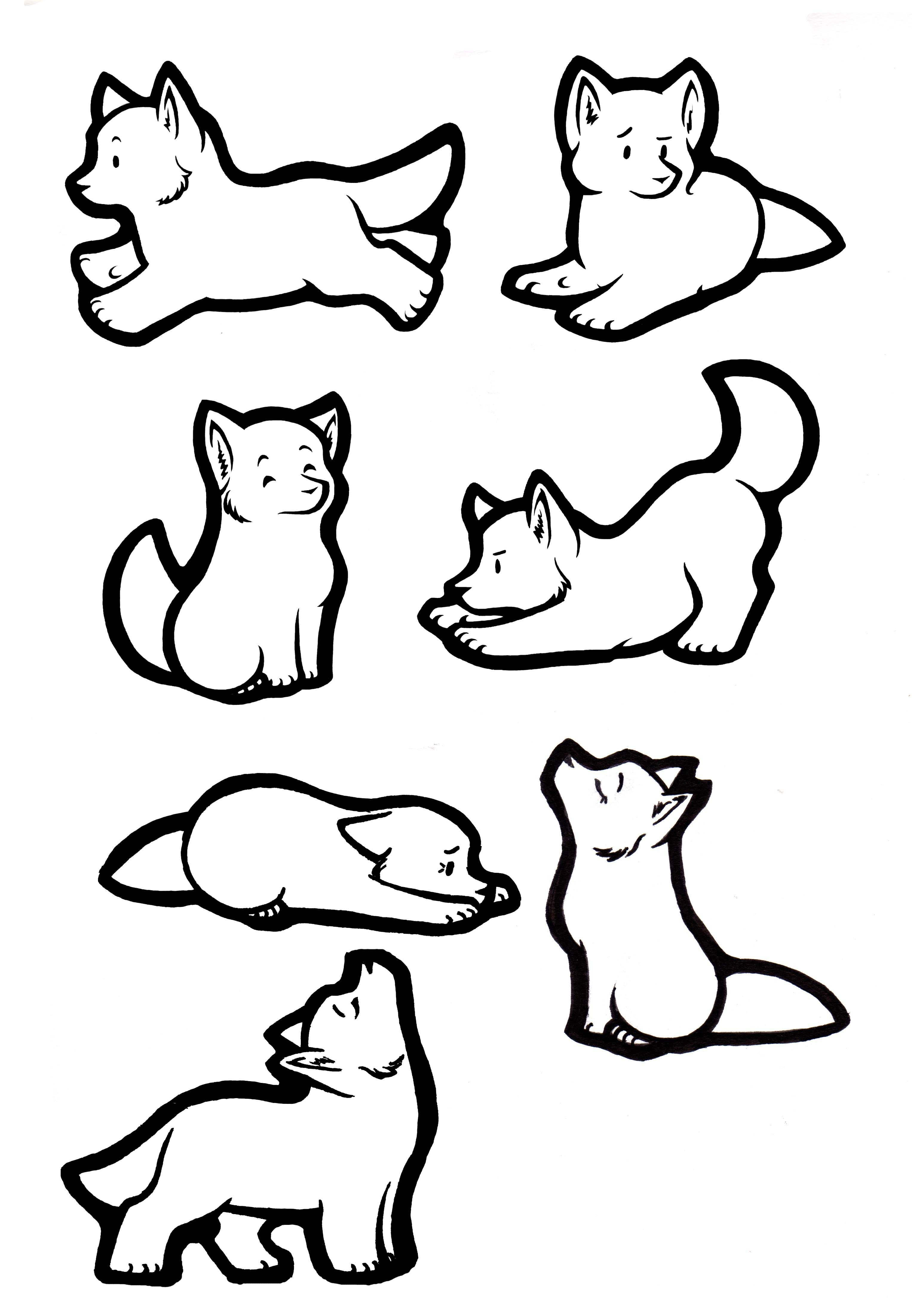 wolf drawing easy 1000 ideas about wolf drawing easy on pinterest anime wolf drawing easy wolf