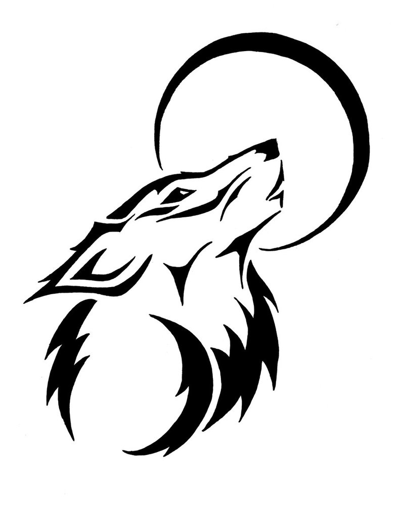 wolf drawing easy wolf drawing easy at getdrawings free download wolf drawing easy