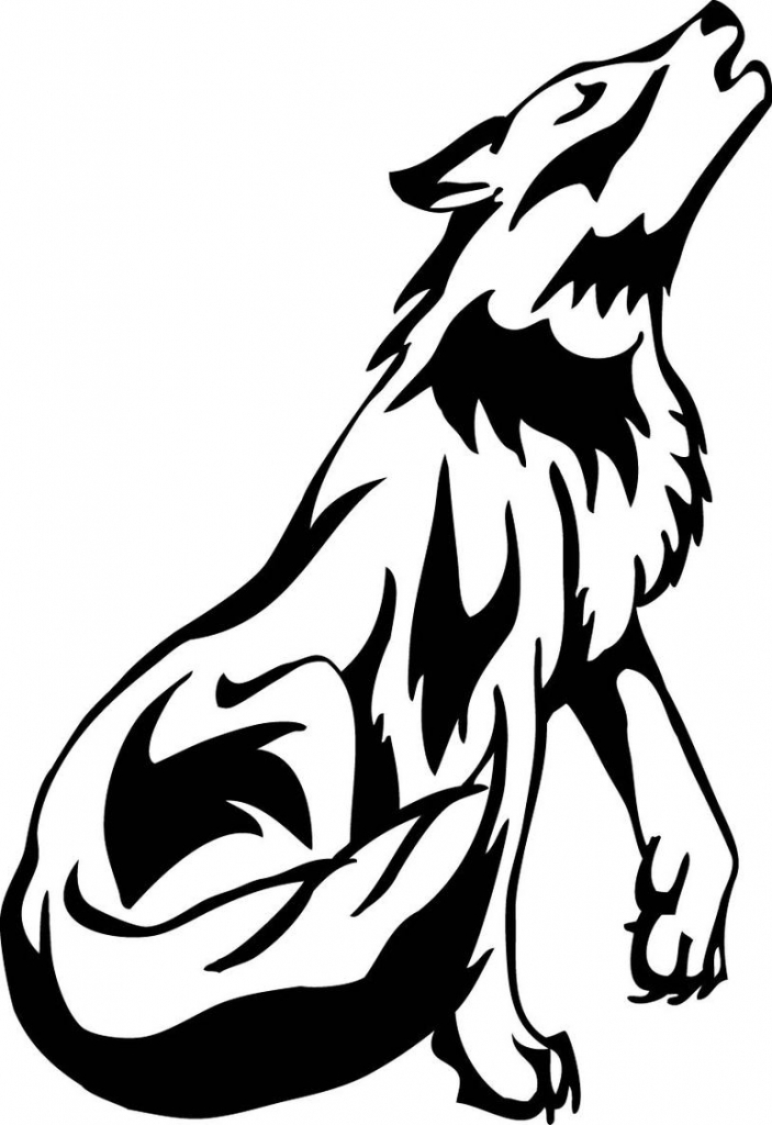 wolf drawing easy wolf drawing easy step by step at getdrawings free download wolf drawing easy