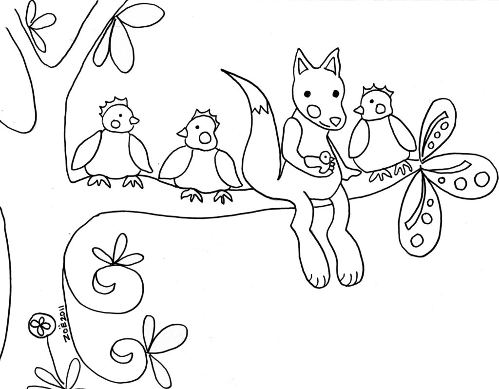 woodland animal coloring pages woodland creatures coloring pages at getdrawings free animal pages woodland coloring