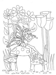 woodland fairy coloring pages Поделиться coloring books coloring pages colouring pages fairy pages woodland coloring