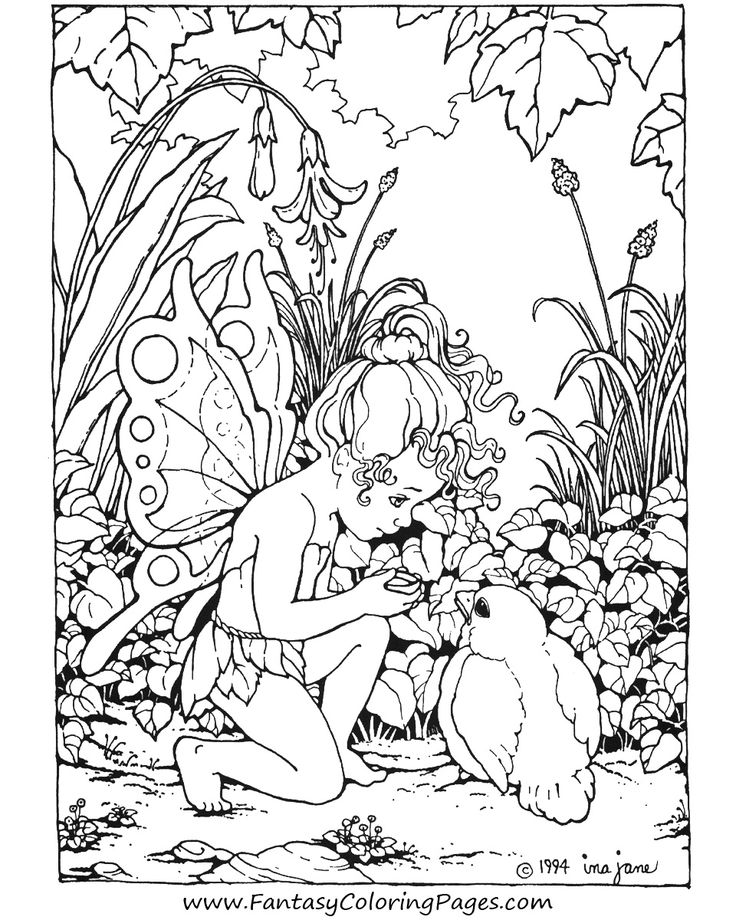 woodland fairy coloring pages fairy woodland garden scenes coloring pages for kids woodland coloring pages fairy