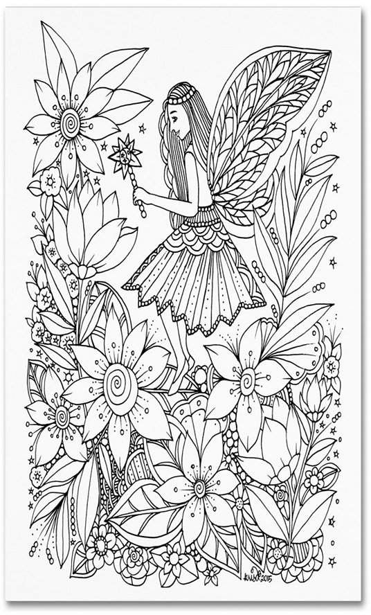 woodland fairy coloring pages woodland fairy coloring pages pages coloring woodland fairy