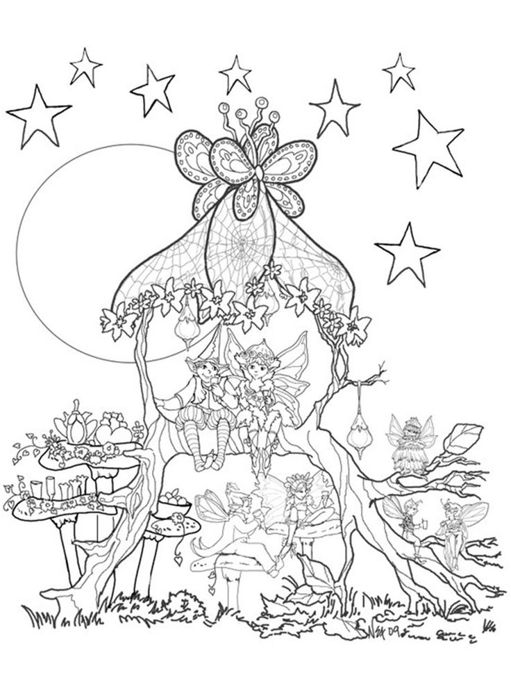 woodland fairy coloring pages woodland fairy coloring pages surfnetkids pages woodland fairy coloring