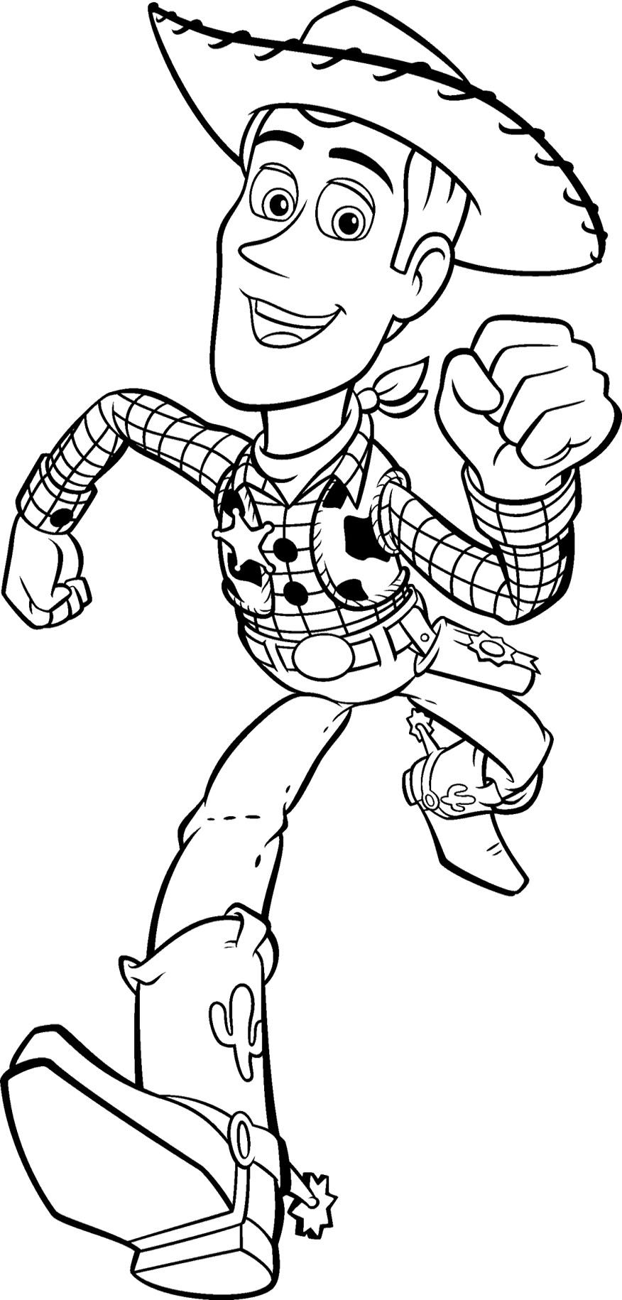 woody and buzz coloring pages toy story woody runs fast coloring pages toy story coloring pages and woody buzz