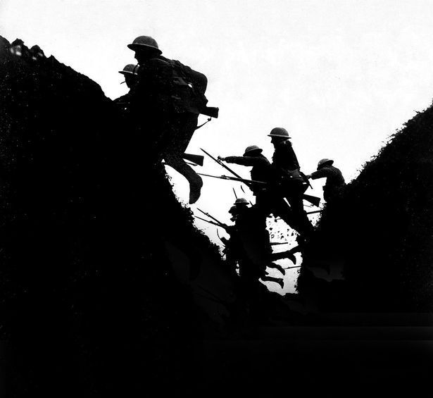 ww1 soldier silhouette ww1 soldiers silhouette at getdrawings free download ww1 soldier silhouette