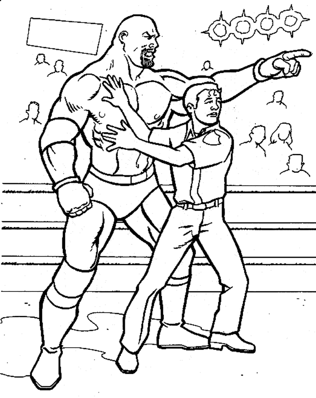 wwe coloring pages to print coloring pages of wwe wrestlers coloring home print to pages wwe coloring