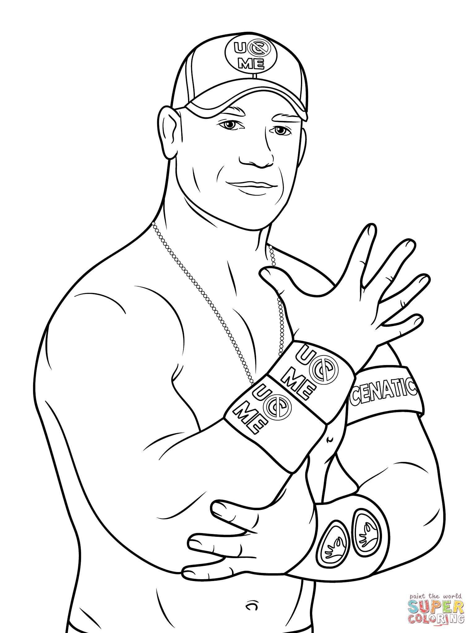 wwe coloring pages to print wwe coloring pages roman reigns coloring home print pages wwe to coloring
