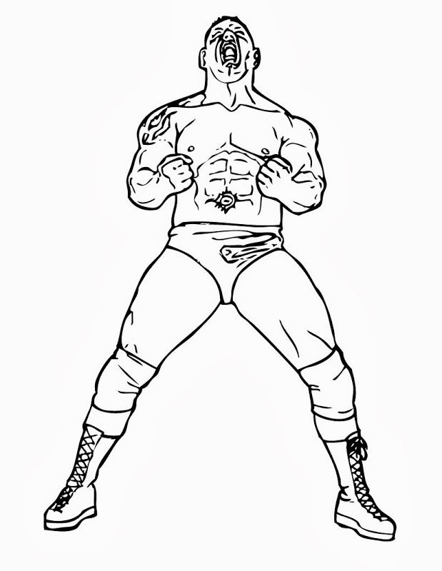 wwe coloring pages to print wwe coloring pages to print wwe to pages coloring print