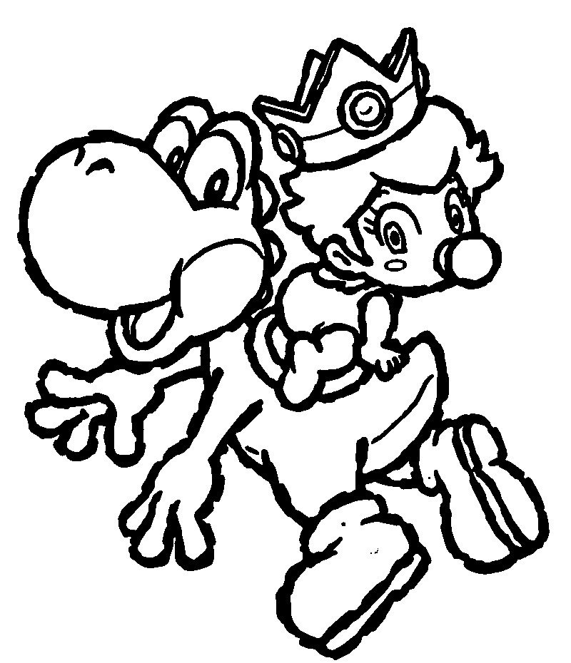 yoshi printable coloring pages free yoshi coloring pages free large images yoshi printable free pages coloring