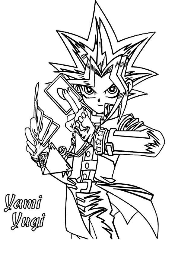 yugioh 5ds coloring pages akisa at yu gi oh 5ds free coloring pages yugioh pages coloring 5ds