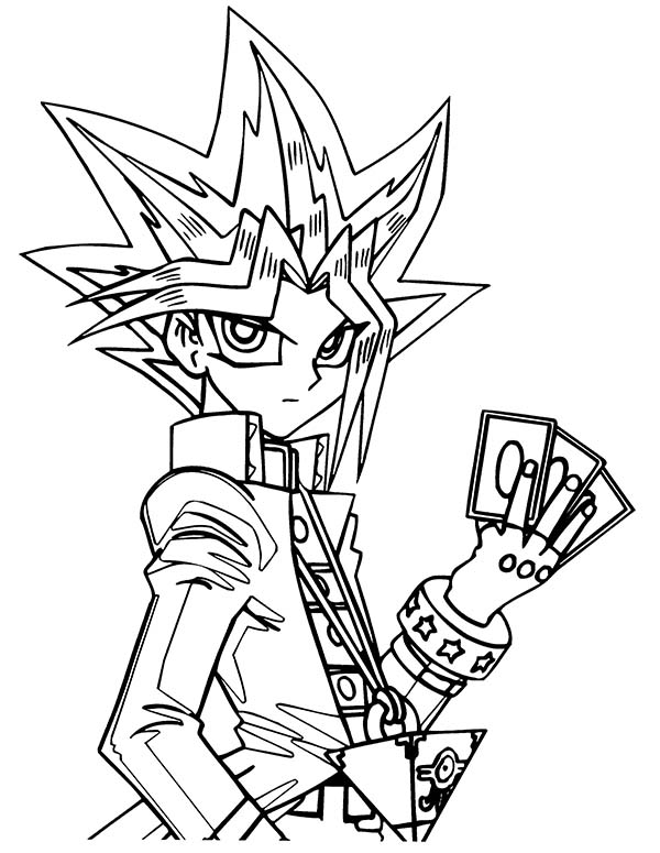 yugioh 5ds coloring pages yu gi oh 5ds coloring pages learny kids yugioh coloring pages 5ds