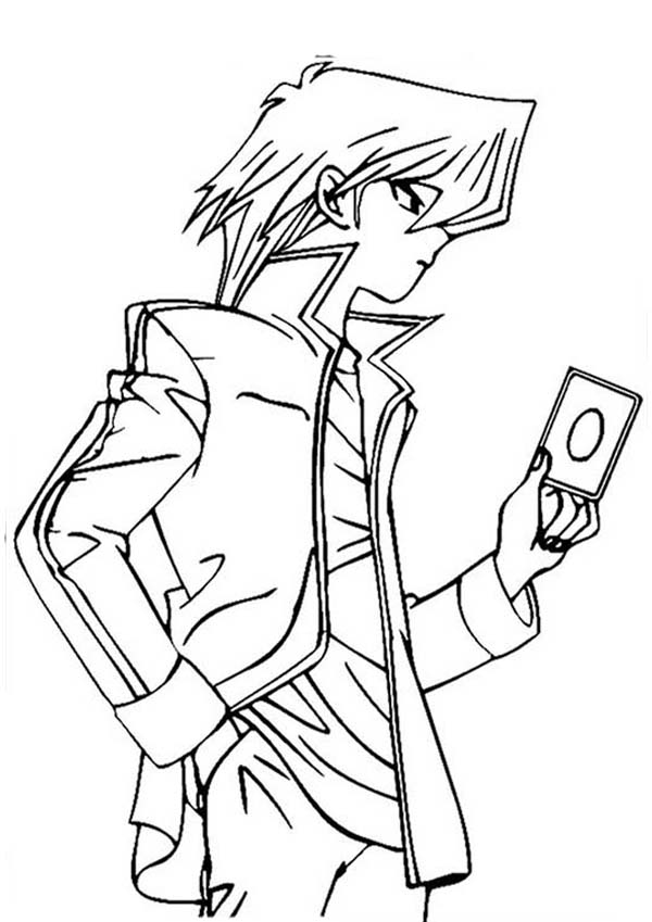 yugioh 5ds coloring pages yugioh printable coloring pages at getcoloringscom free pages 5ds coloring yugioh