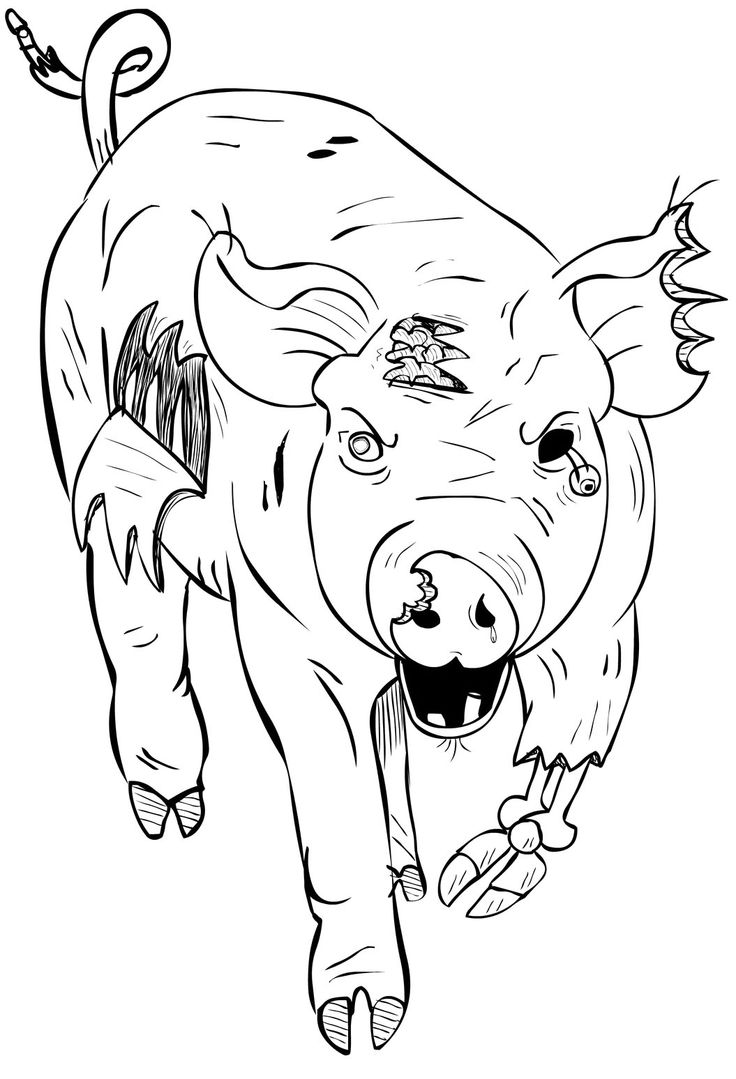 zombie coloring pages free printable zombies coloring pages for kids zombie pages coloring 1 1