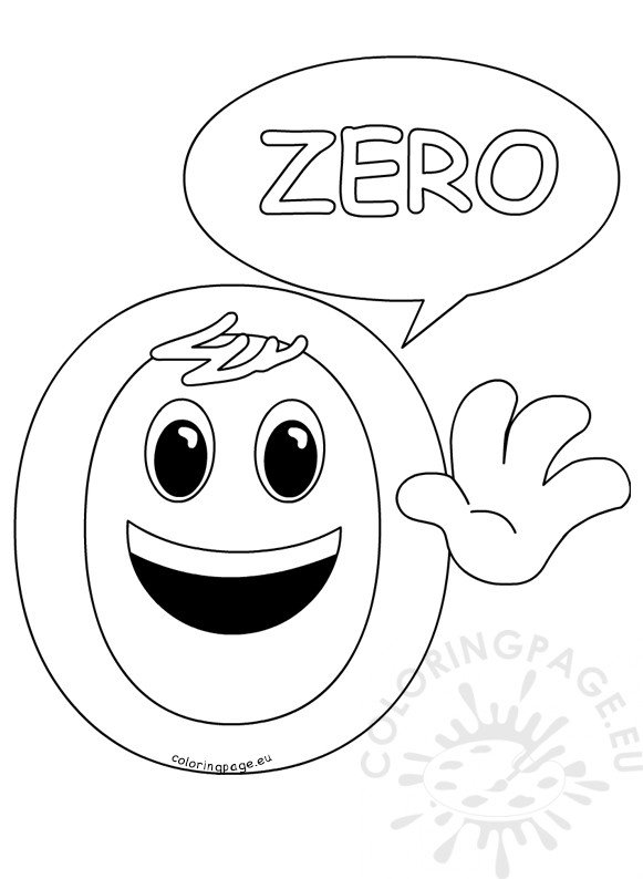 0 coloring pages fileclassic alphabet numbers 0 at coloring pages for kids 0 coloring pages