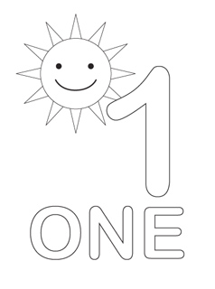 1 coloring pages free coloring pages printable fun number one coloring pages coloring pages 1