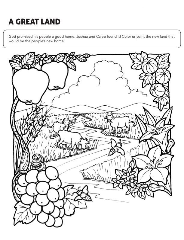 12 spies coloring page joshua and 12 spies coloring pages the story lesson 6 coloring 12 page spies