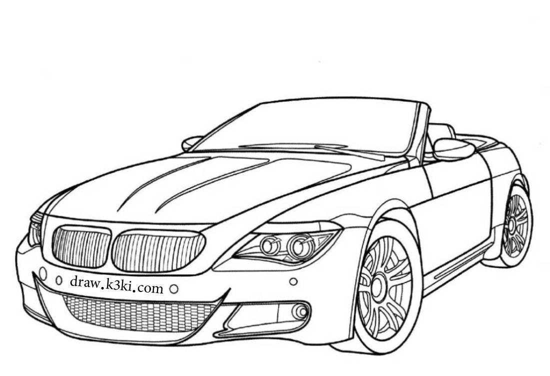 3d car coloring pages 3d drawing of a car at getdrawings free download car coloring 3d pages